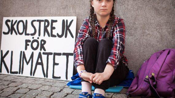 Skolstrejk för Klimatet, Greta Thunberg